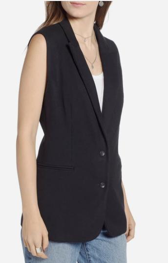 Menswear Vest TREASURE & BOND