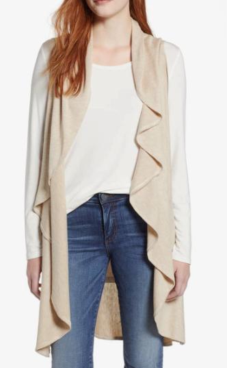 Essential Knit Vest NORDSTROM