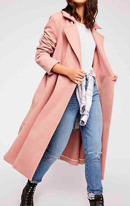 FP Sierra Wool Coat