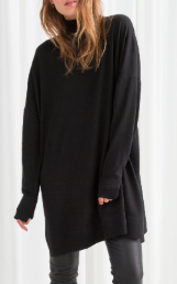 Stories Turtleneck Dress
