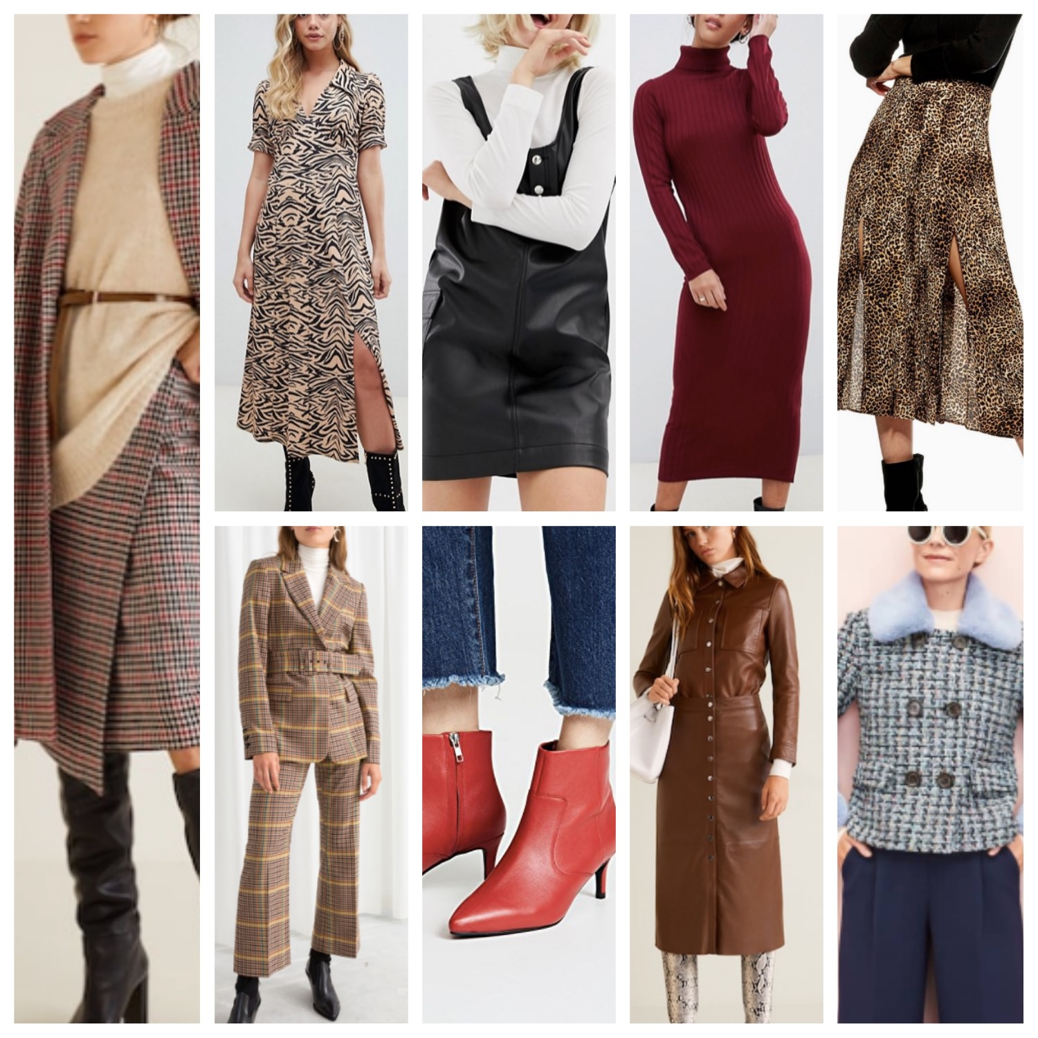 Winter 2019 Trend Shopping | TrufflesandTrends.com