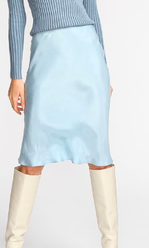 The Frock NYC   Slip Skirt