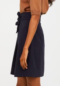 HM Skirt with Tie Belt