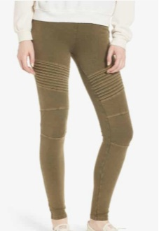 Washed Moto Leggings BP.