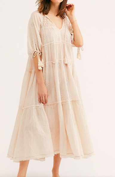 FP Celestial Skies Midi Dress