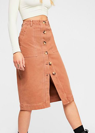 FP Mid-Length Utility Skirt