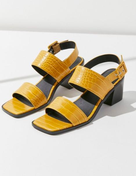 UO Nicole Slingback Sandal