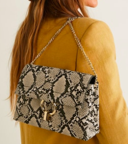 Mango Ring flap bag