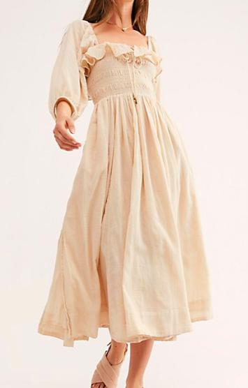 FP Oasis Midi Dress