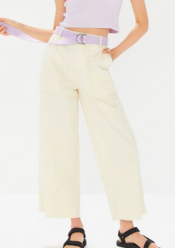 BDG Jane High-Rise Cropped Trouser Pant