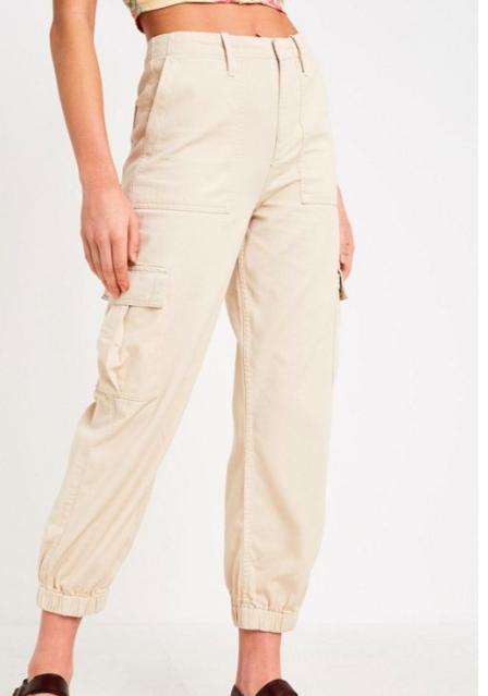 BDG Cropped Cargo Pant