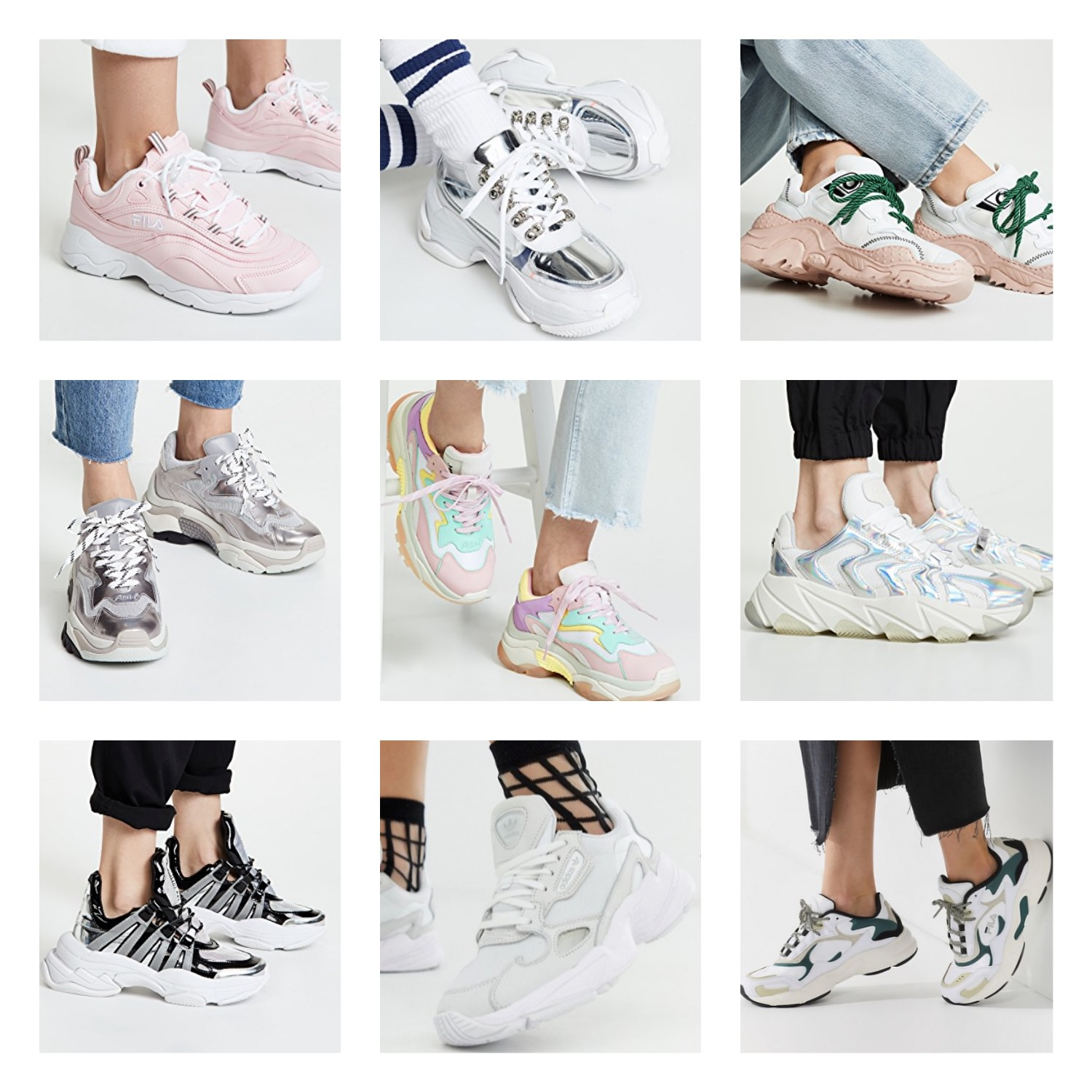 Dad Sneakers: 40 Picks | Truffles and