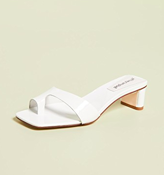 Jeffrey Campbell Teclado Toe Ring Slides