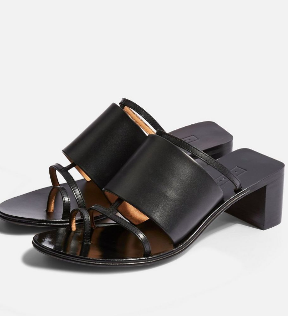 Topshop VIOLET Mule Sandals