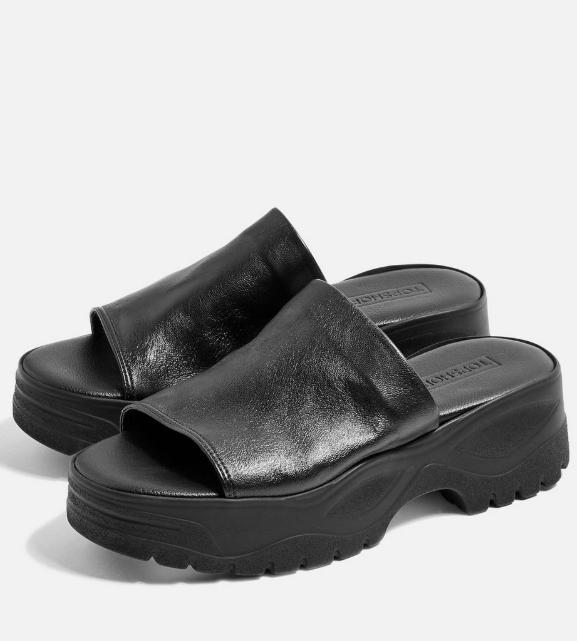 Topshop VOLT Chunky Sandals