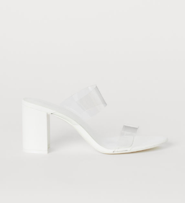 HM Block-heeled Sandals