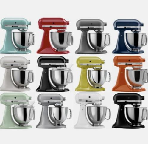 KitchenAid RRK150BX 5 Qt. Artisan Series