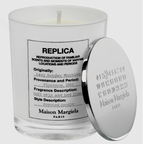 MAISON MARGIELA 'REPLICA' Lazy Sunday Morning Scented Candle