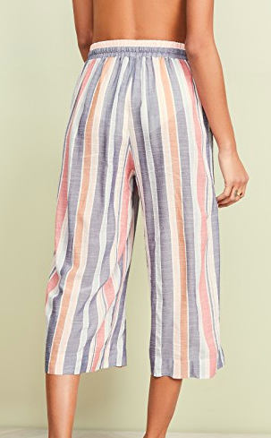 Madewell Wide Leg Beach Pants