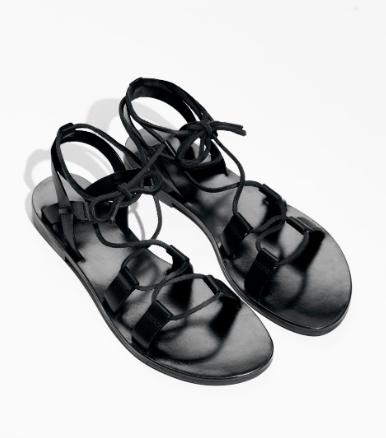 Stories Strappy Gladiator Sandals