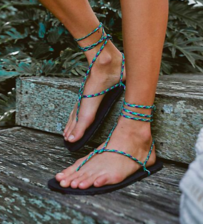 Clays Wrap Sandal