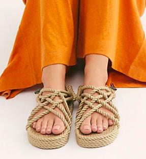 Nomadic State Double Decker Sandal