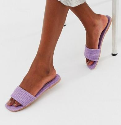 ASOS DESIGN Jayme espadrille sandals