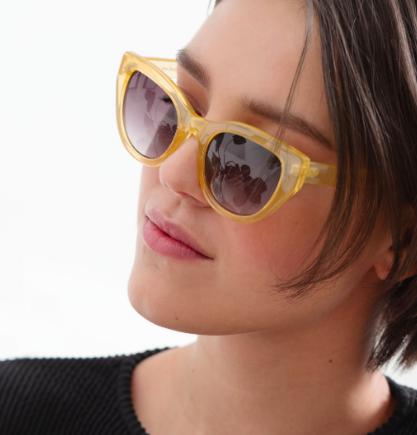 Stories Cat Eye Sunglasses