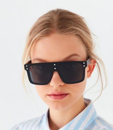 Havy Oversized Shield Sunglasses