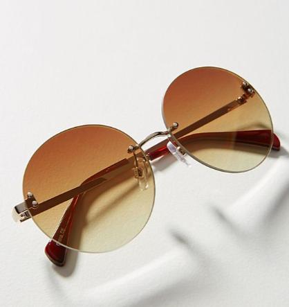 Freyrs Lisa Round Sunglasses