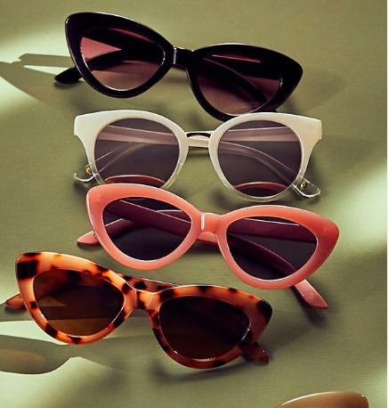 Iona Cat-Eye Sunglasses
