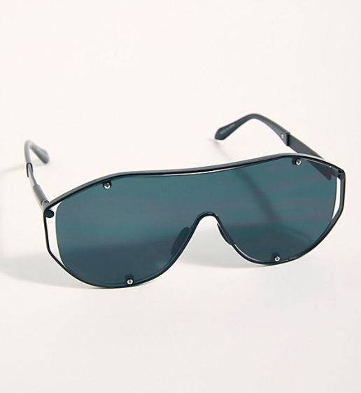 FP Up All Night Shield Sunglasses
