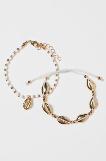 HM 2-pack Bracelets
