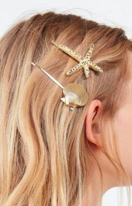 8 Other Reasons Sea Hair Pin Set