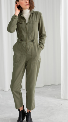 Stories Utility Workwear Boilersuit