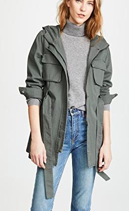 BB Dakota As Hood As It Gets Twill Hooded Jacket