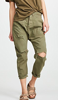 One Teaspoon Safari Sinners Tapered Pants