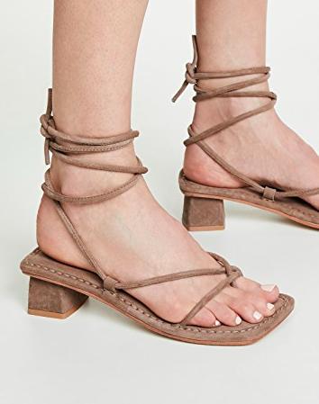 Jeffrey Campbell Kaine Lace Up Sandals