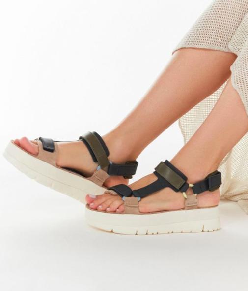 Camper Oruga Platform Sandal