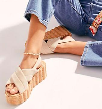 FP Noelle Flatform Sandal