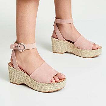 Dolce Vita Lesly Ankle Strap Espadrilles