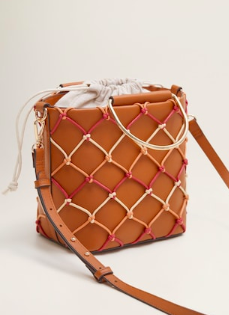 Mango Bucket net bag