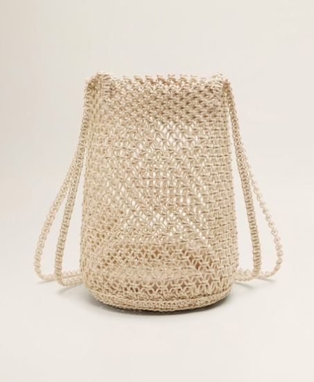 Mango Braided net bag