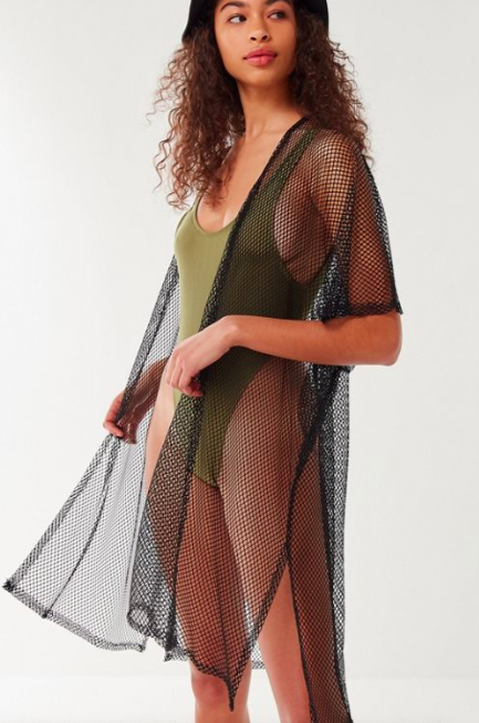 UO Mesh Cover-Up