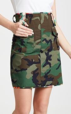 Harvey Faircloth Utility Skirt