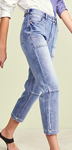 Habitual Delia Utility Jeans