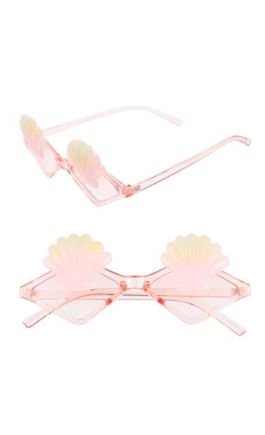 Seashell Sunglasses RAD + REFINED
