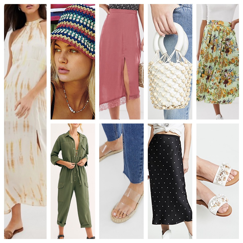 Summer 2019 Trend Shopping