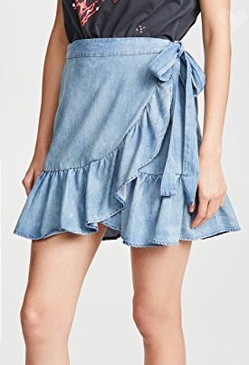 Blank Denim Pretty Woman Skirt