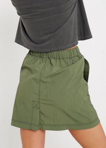 UO Tech Mini Skirt